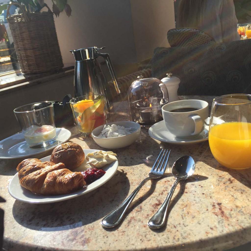 Frukost på Gretas Haymarket