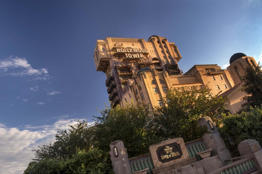 Disneyland Paris Twilight Zone