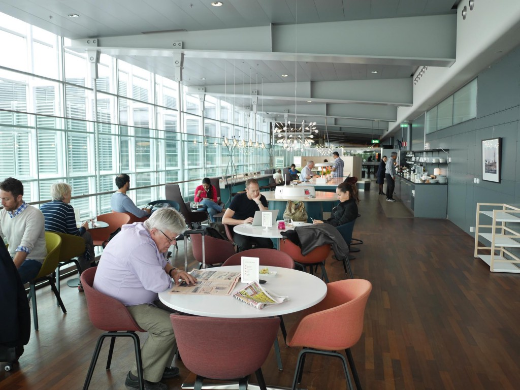 Business lounge Arlanda