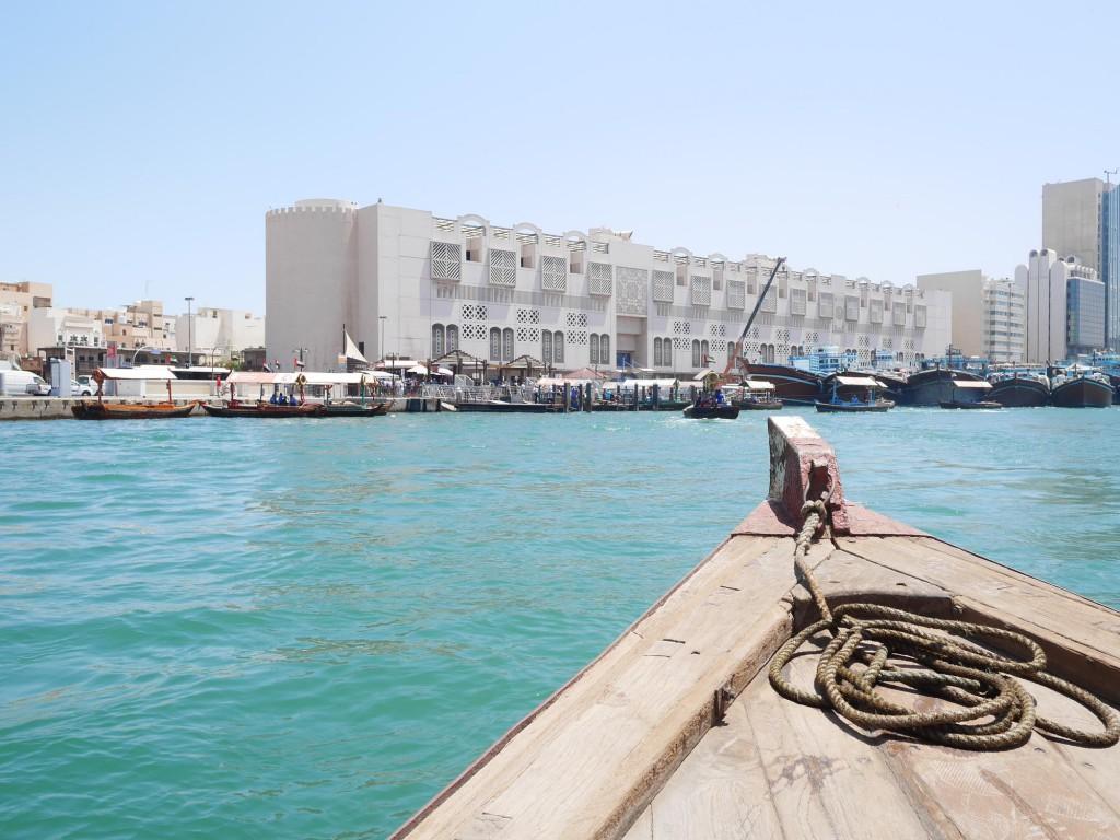 Abra båt Dubai
