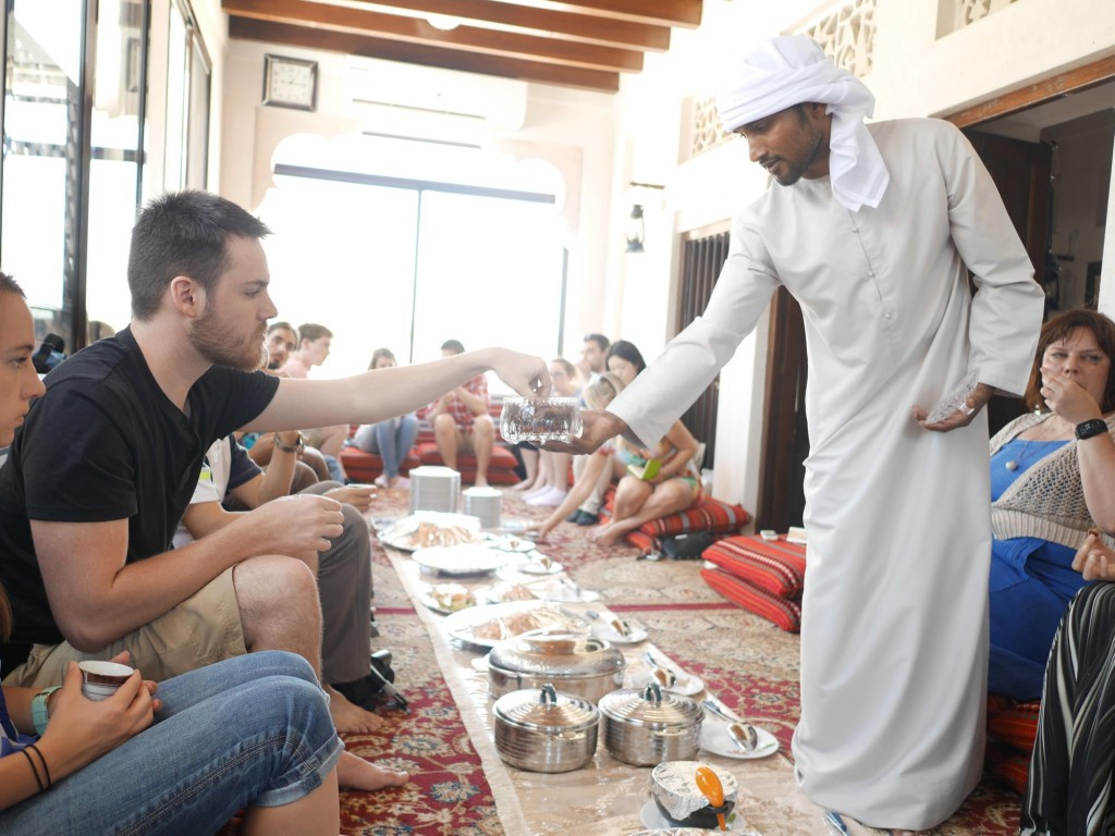 Lunch Sheikh Mohammed Centre for Cultural Understanding