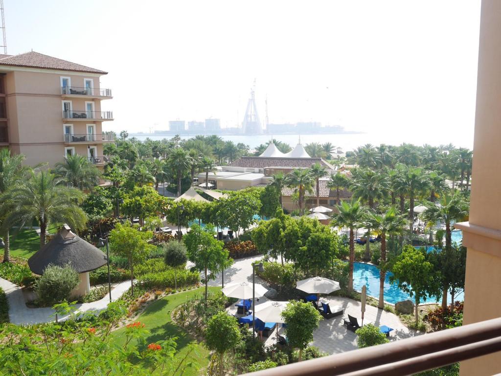 Ritz Carlton, Dubai - rum