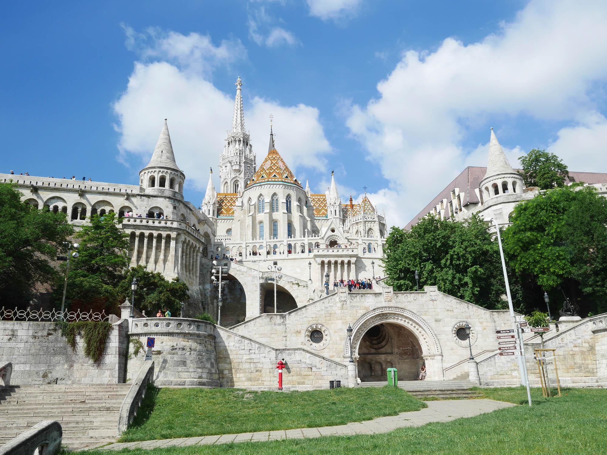 Weekend i Budapest