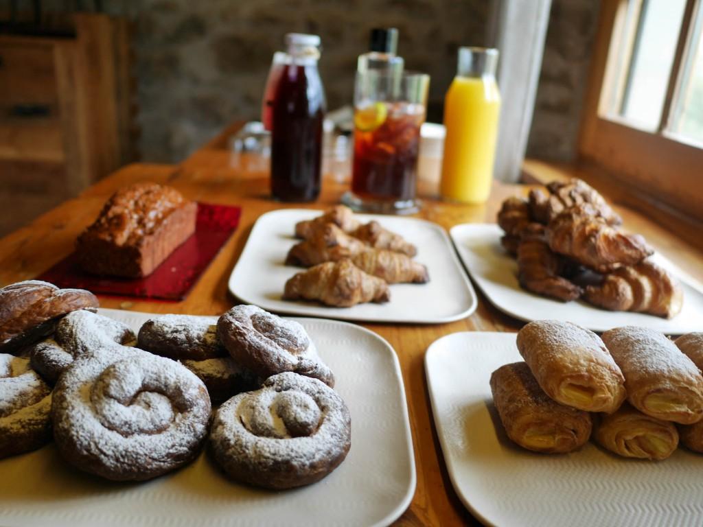 Els Casals frukost