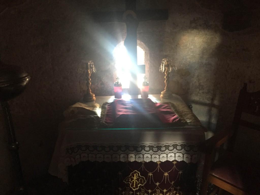 Tsambika klostret vid Casa Cook