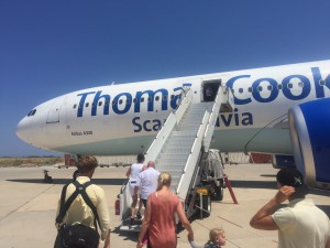 Thomas Cook Airbus 330