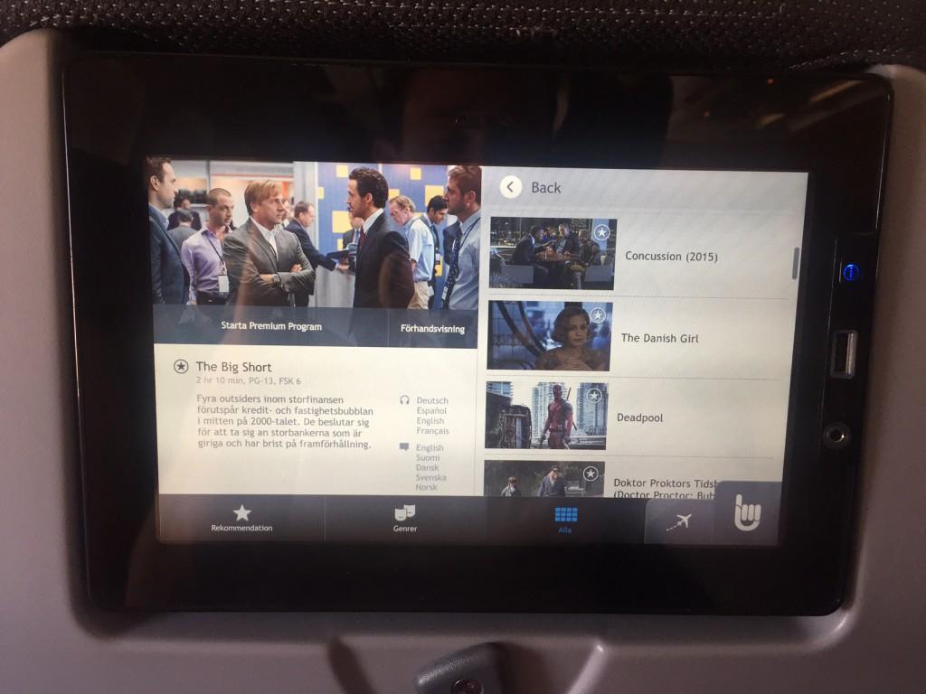 Filmer på Thomas Cook Airbus 330