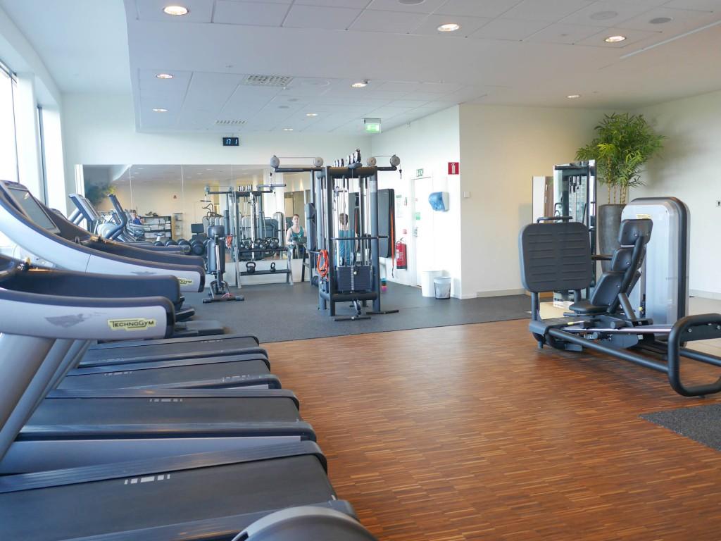 Gym på Clarion Arlanda