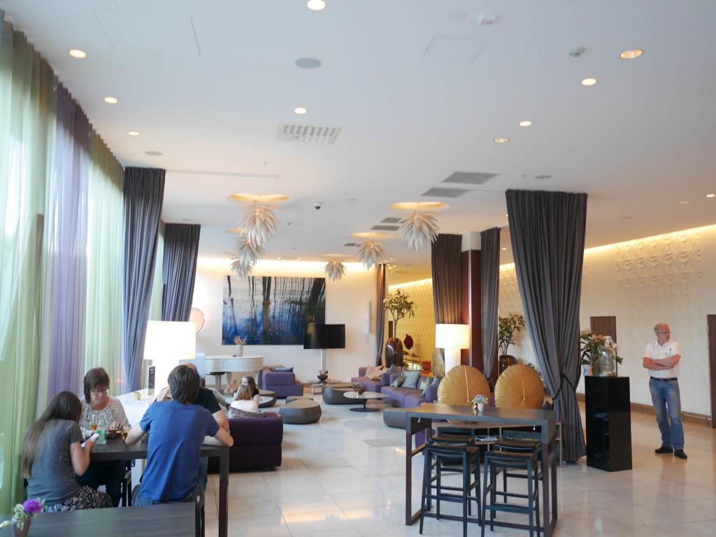 Living room på Clarion Arlanda