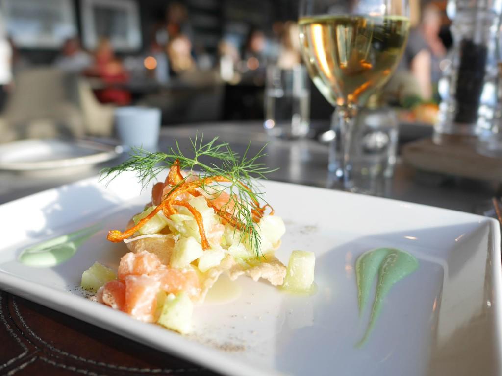 Kitchen & Table på Clarion Arlanda