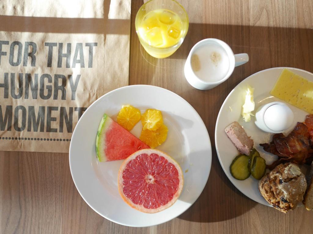 Frukost Clarion Arlanda