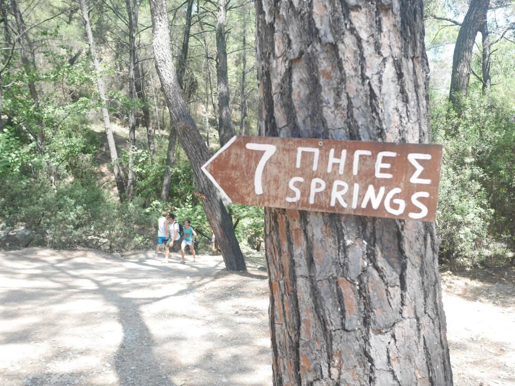 Seven Springs Rhodos