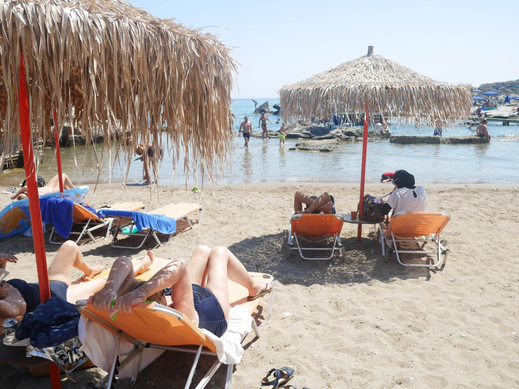 Oasis Beach Rhodos