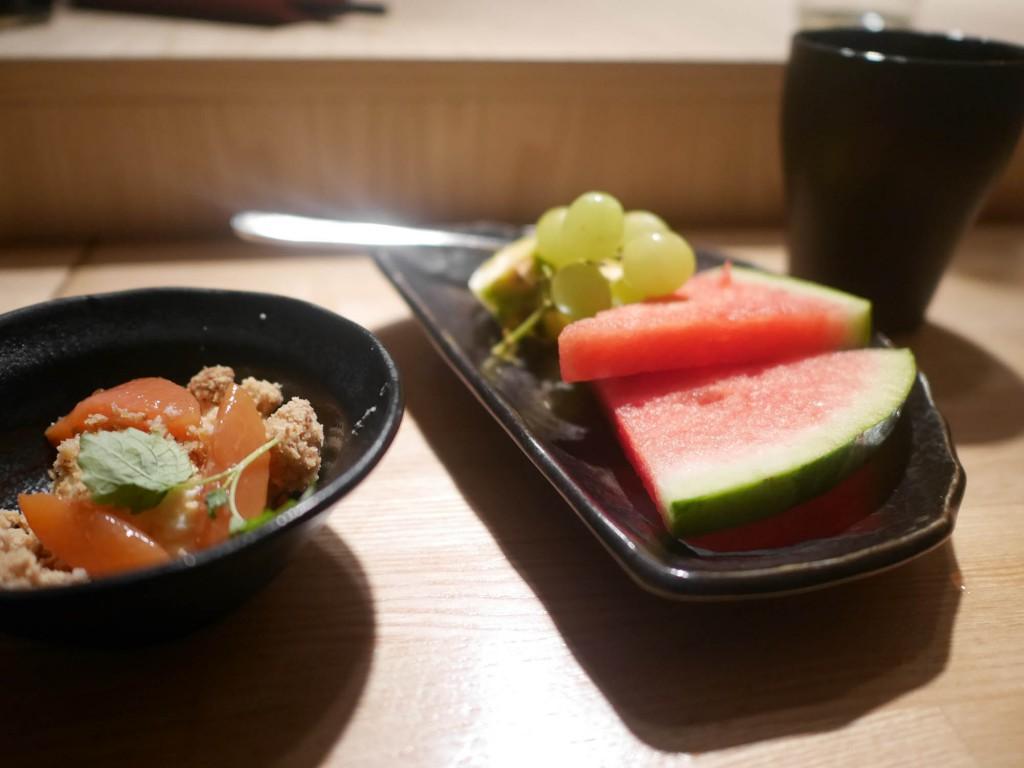 Yasuragi middag