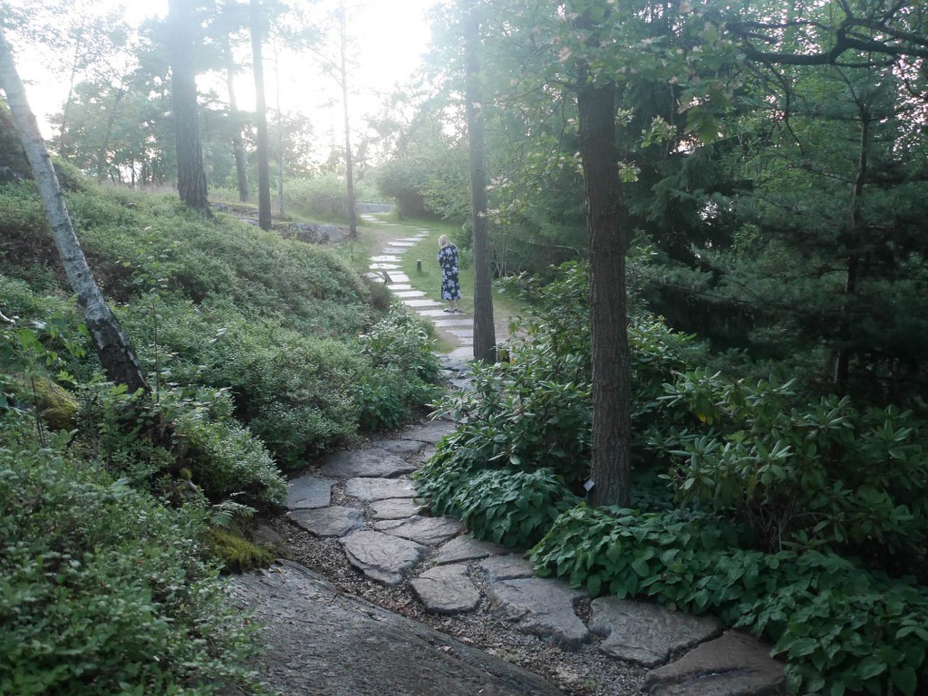 Yasuragi trädgård