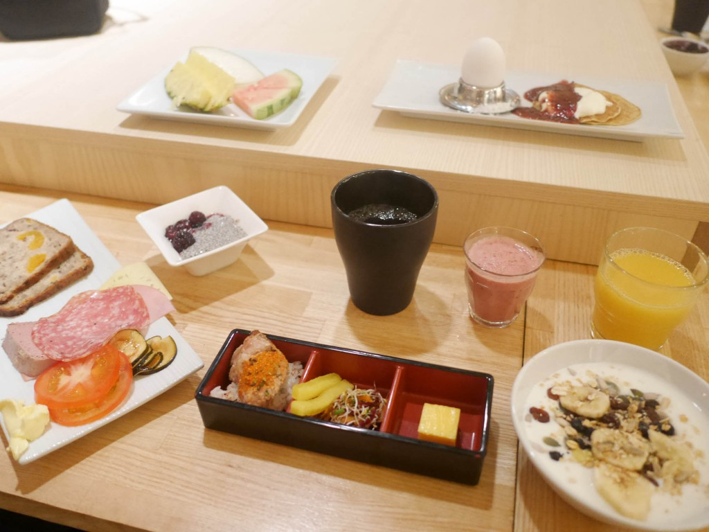 Yasuragi frukost