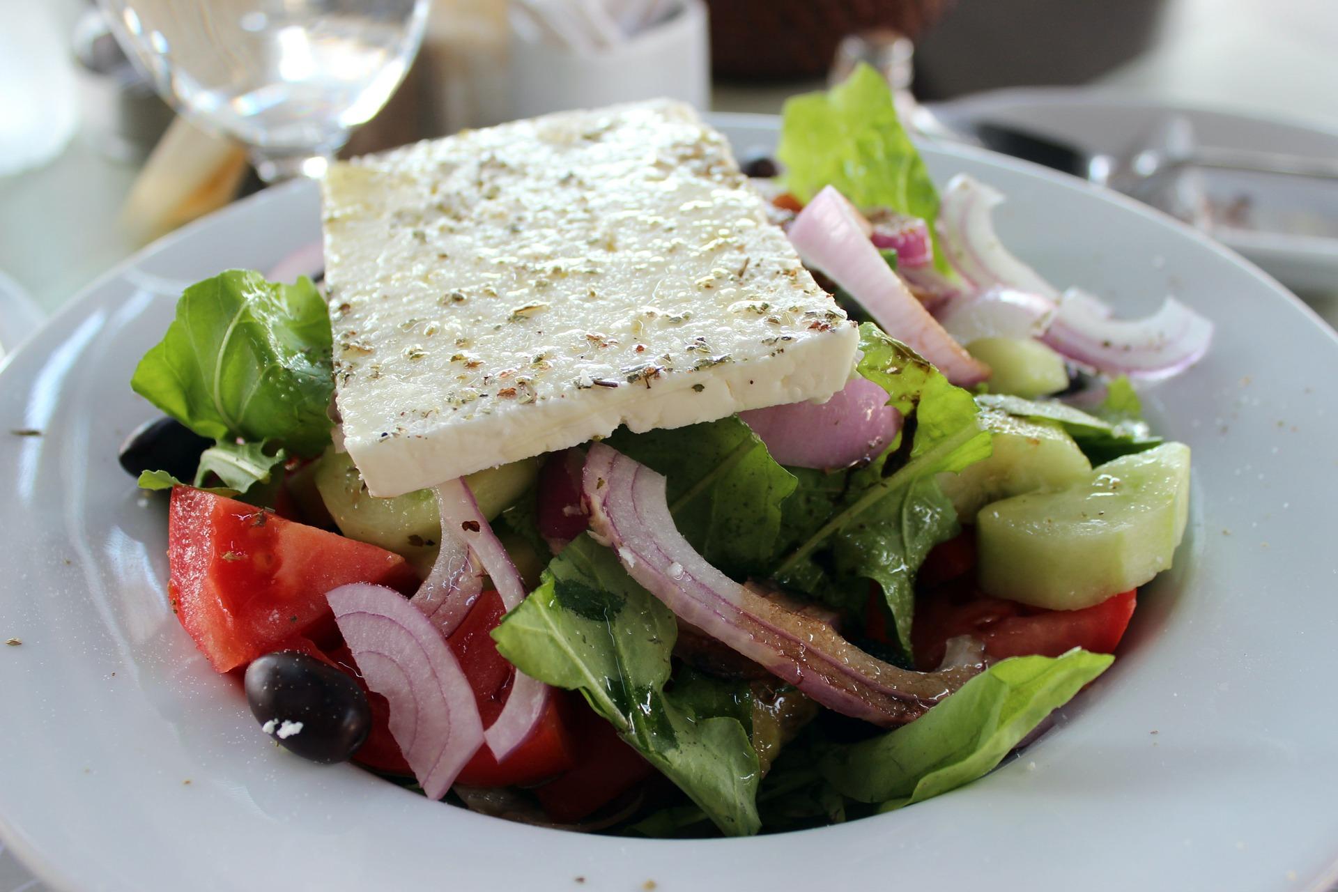 grekisk mat lund