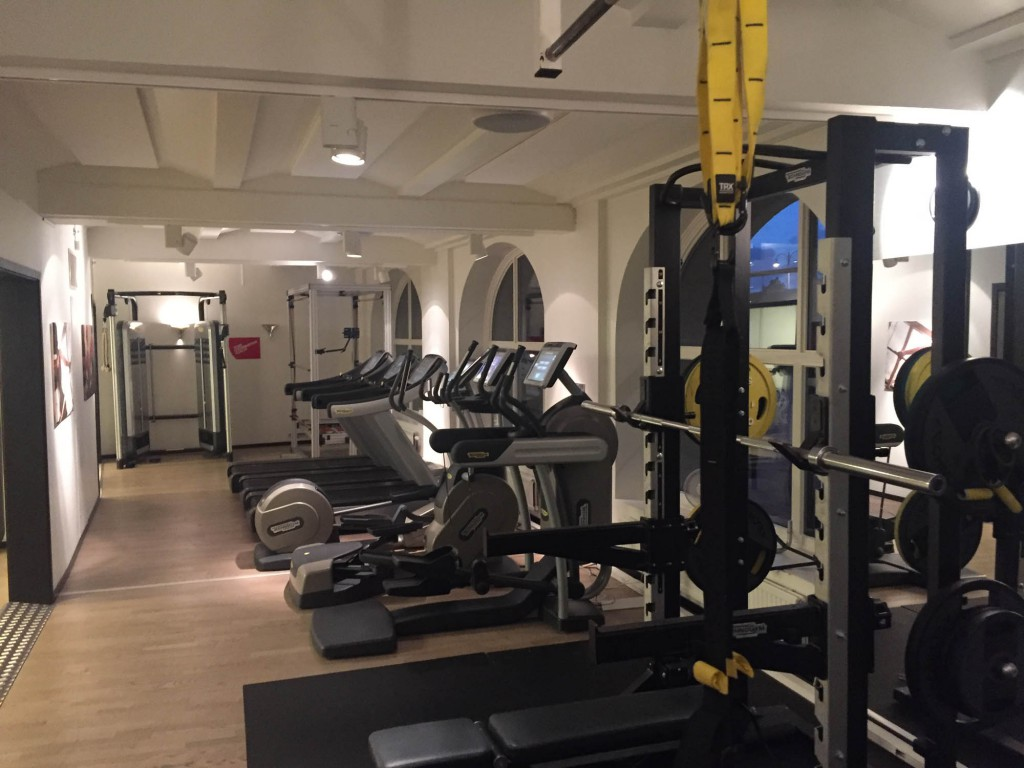 Gym Clarion Post