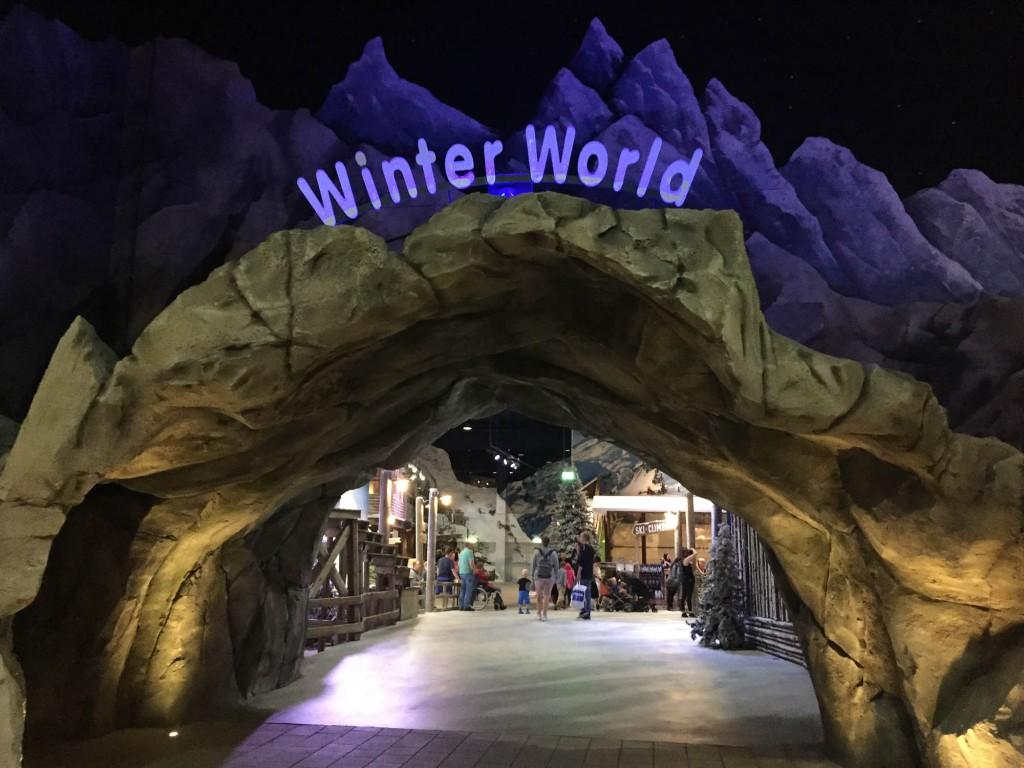 Lalandia Billund Winter World