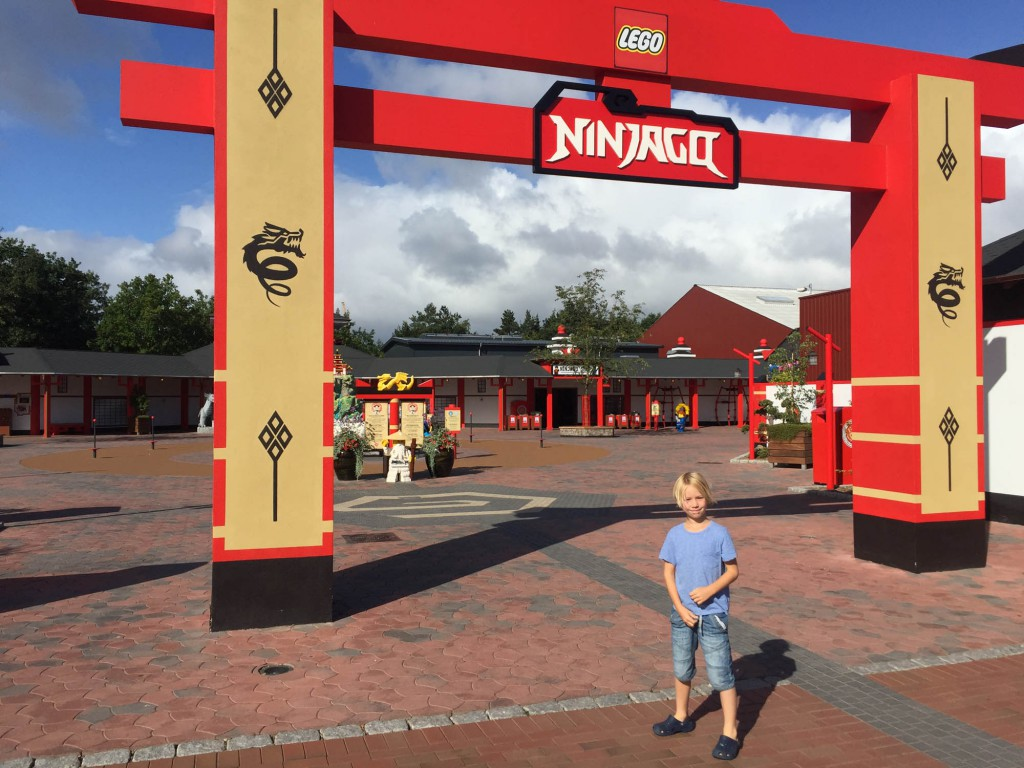 Ninjago World Legoland Billund