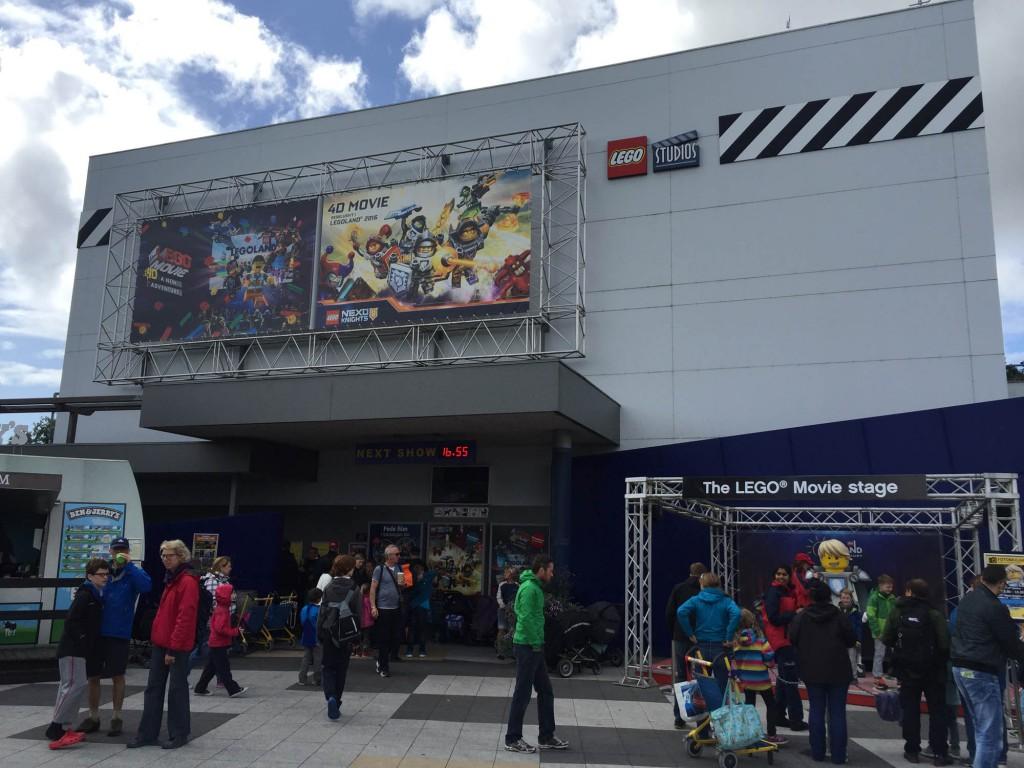 Lego Studios Legoland Billund