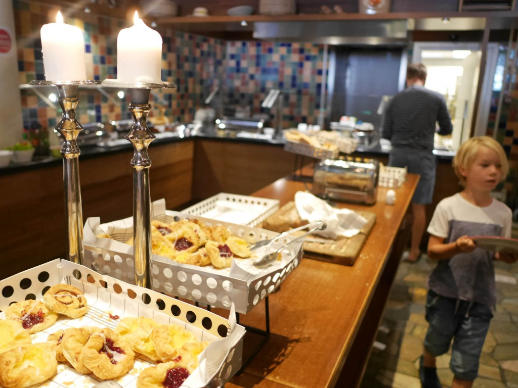 The Reef Fredrikshamn Frukost
