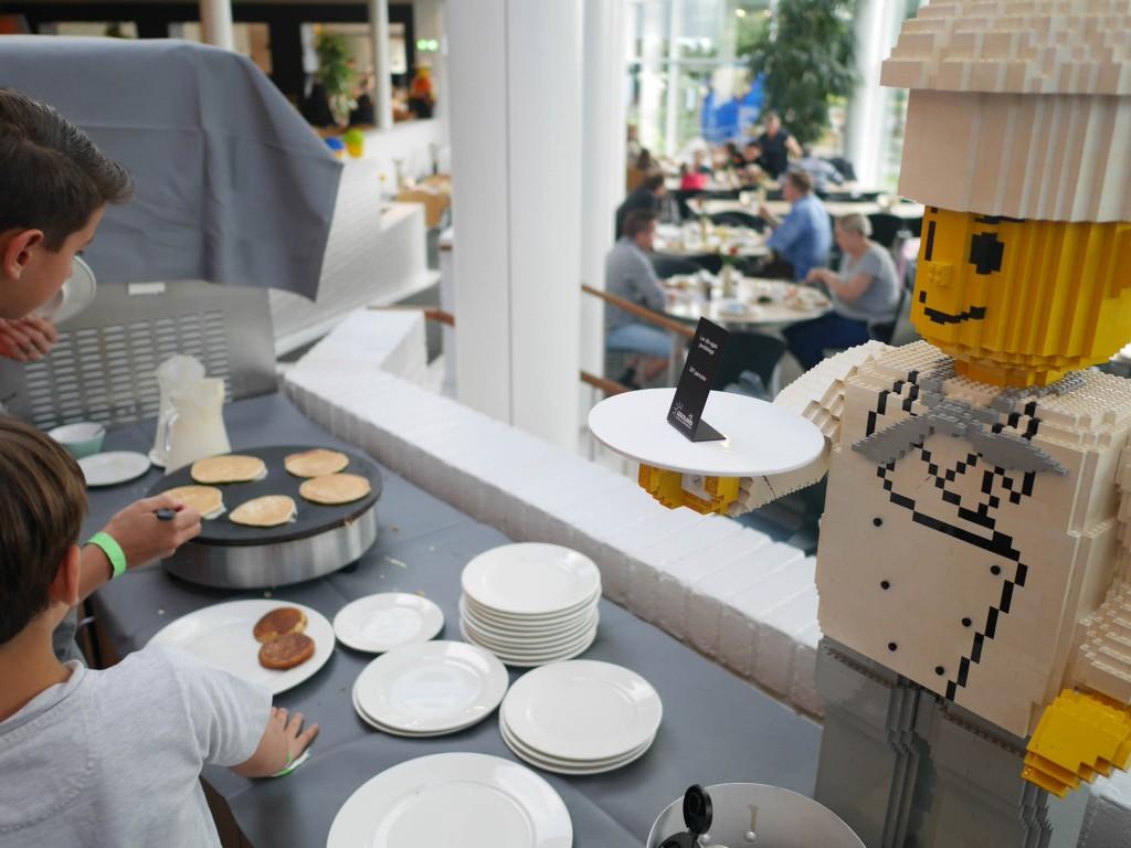 Legoland Hotell Billund Frukost