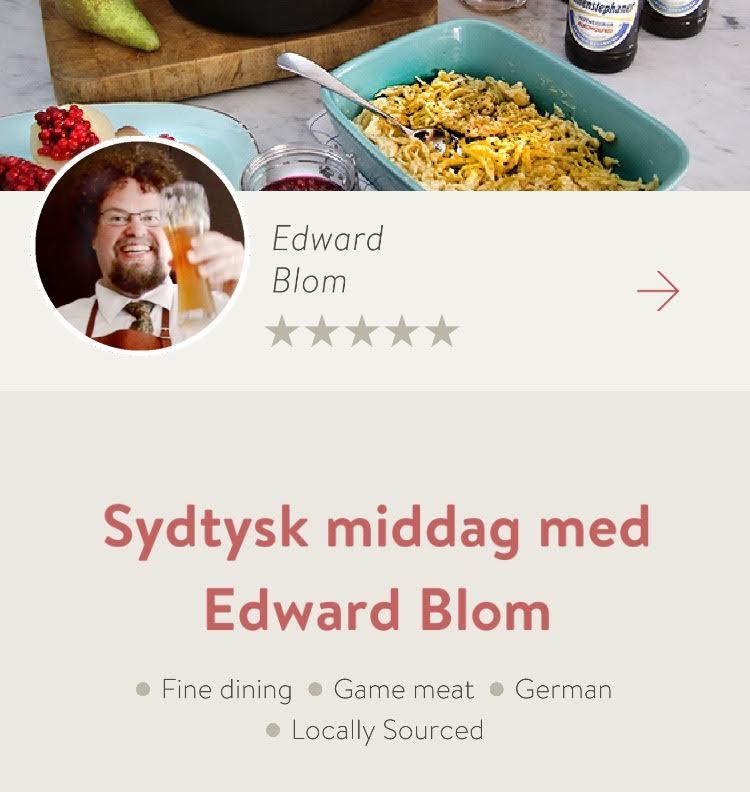 Edward Blom Airdine