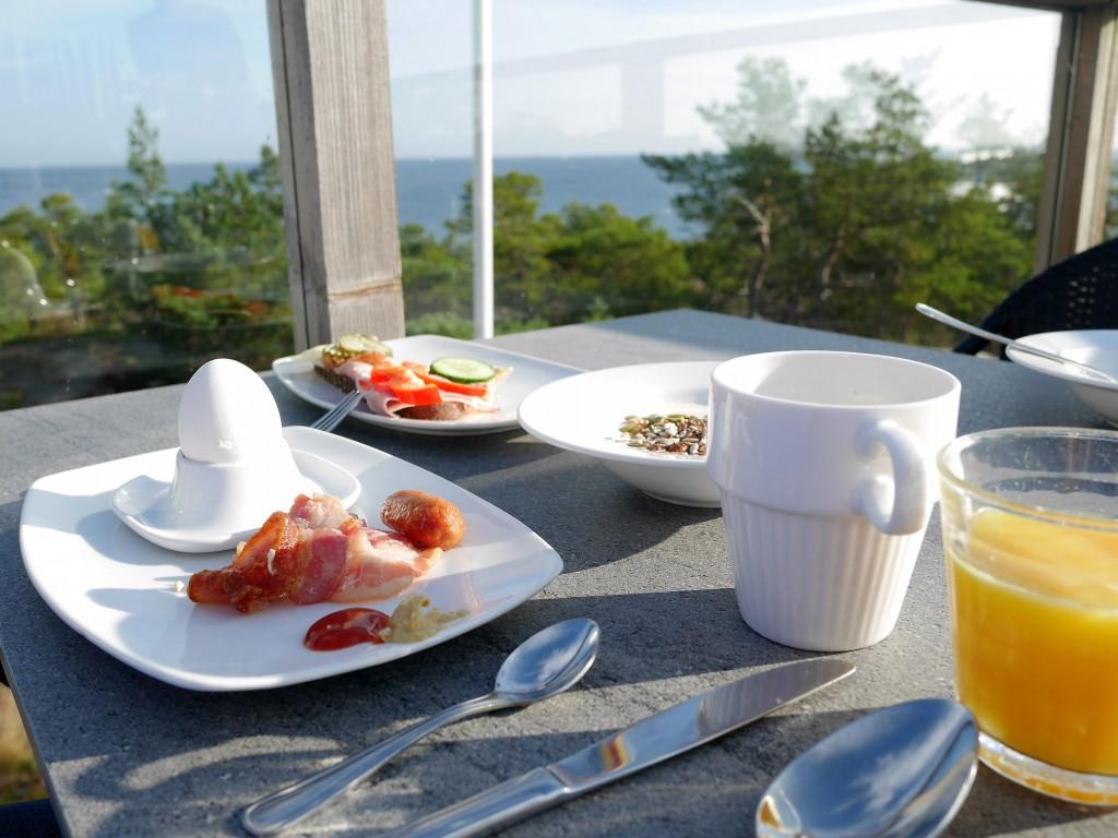 Frukost Havsvidden