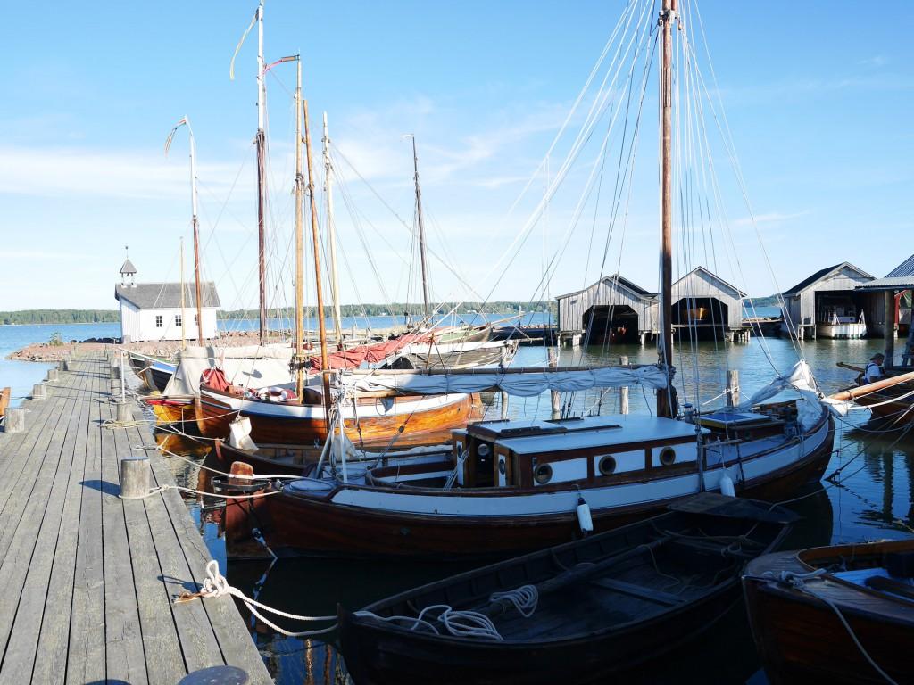Hamnen Mariehamn