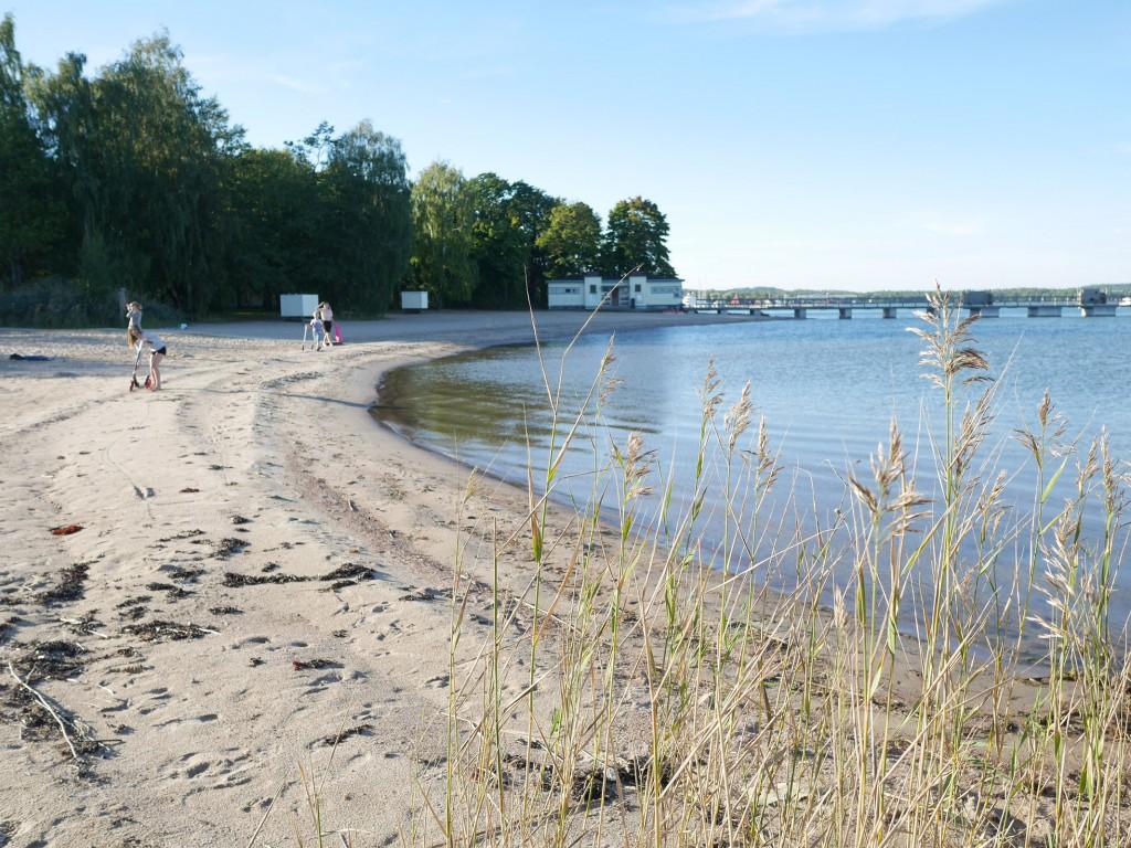 Mariehamn strand