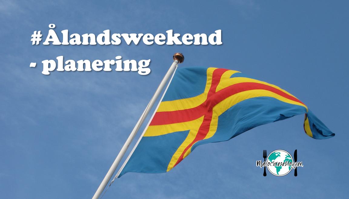 Ålandsweekend