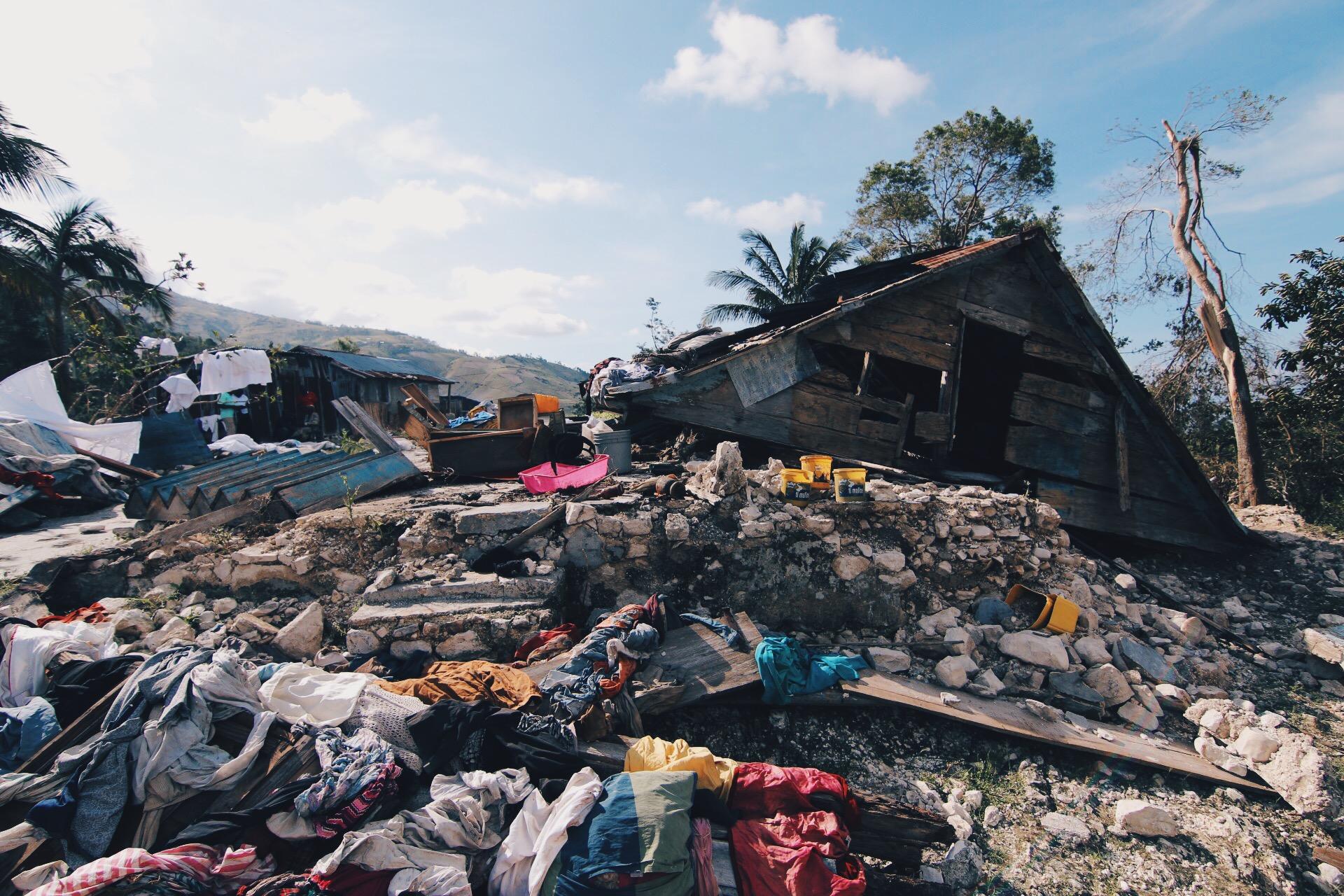 Stora summor till haiti