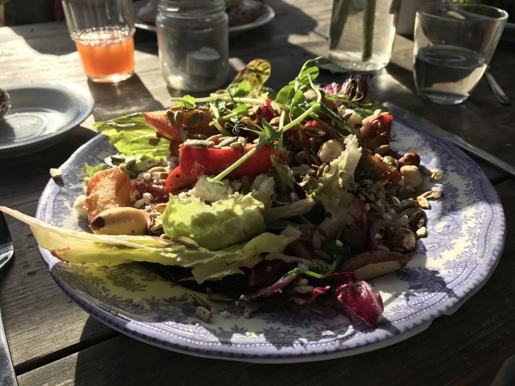 Maten på Rosenhill