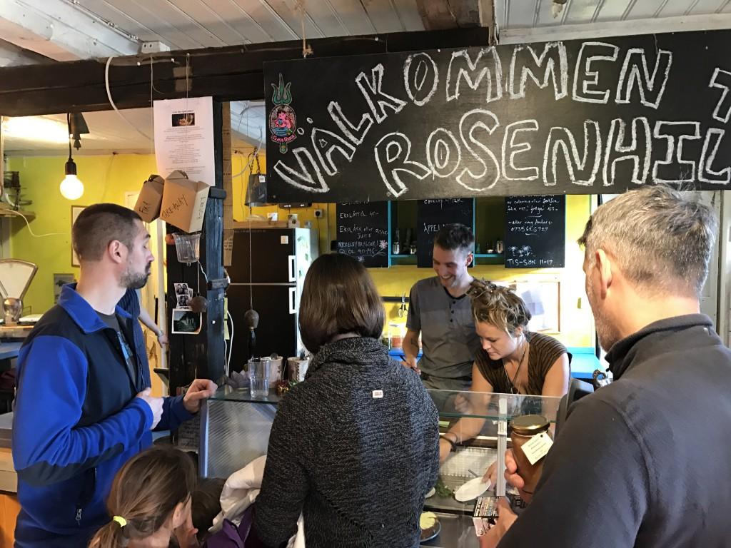 Restaurangen Rosenhill