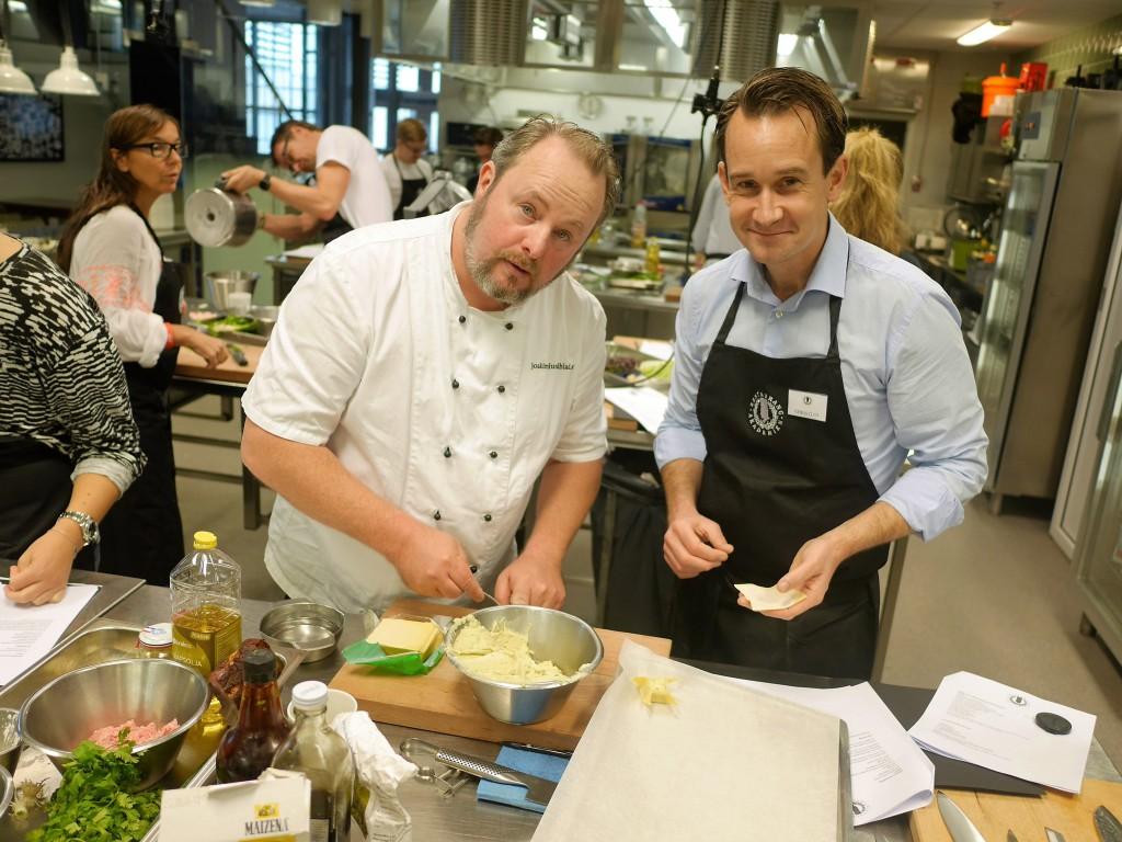 Matlagningskurs Restaurangakademien