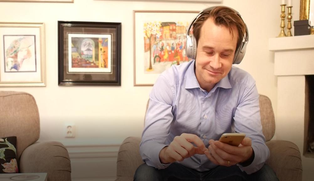 Test Bose trådlösa QuietControl 35 brucreducerande hörlurar