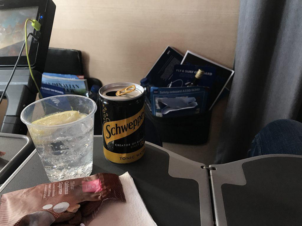 Mat och dryck SAS plus till Miami