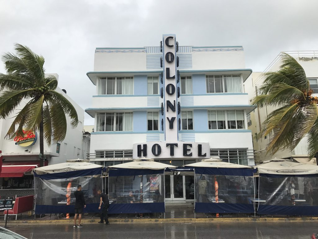 Art Deco South Beach Miami