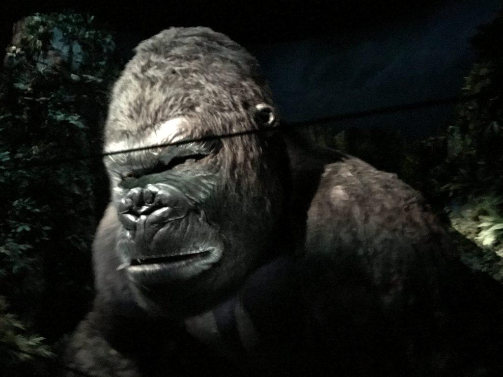 Universal Orlando Kong