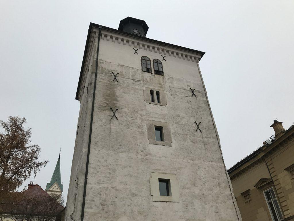 Strossmartre Zagrebs historiska del