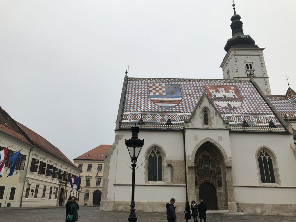Sightseeing i Zagreb
