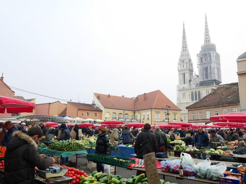 Dolac Marknad