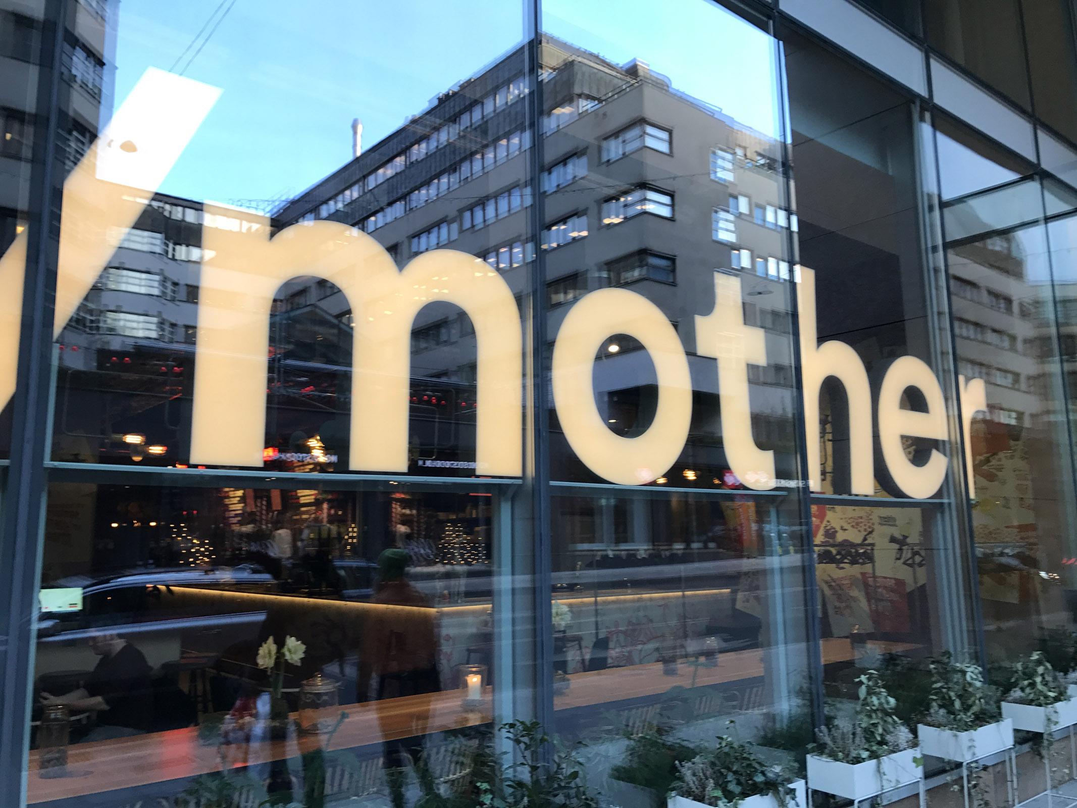 Brunch Mother Stockholm