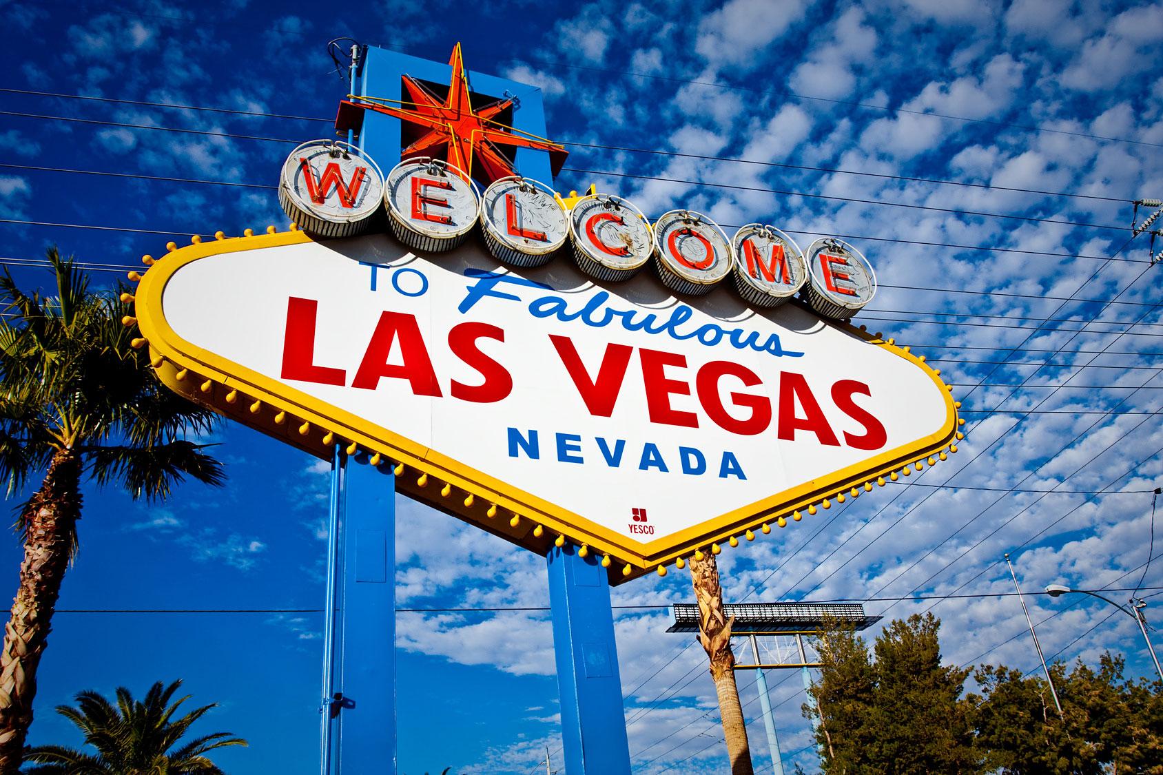 Resa till Las Vegas