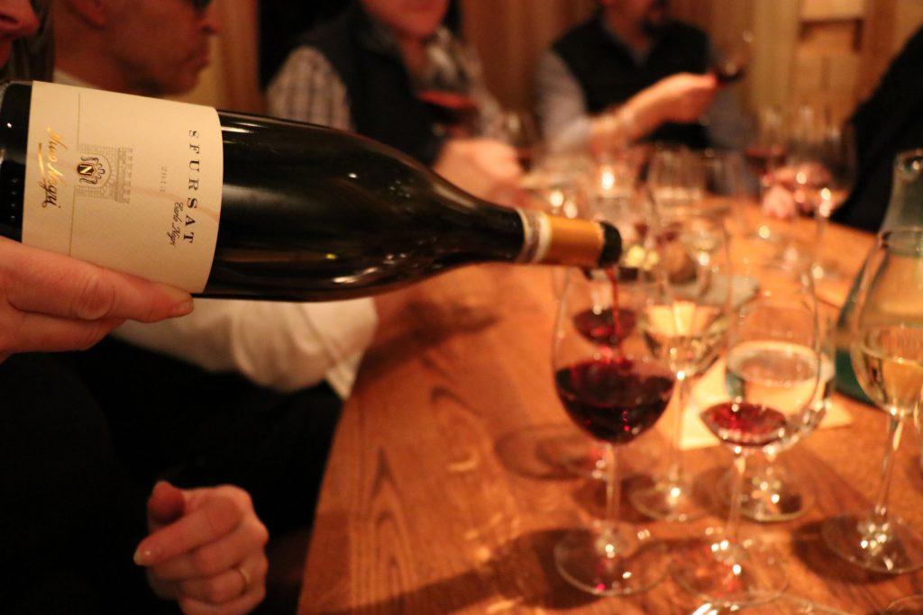 Wine makers dinner på 19 glas