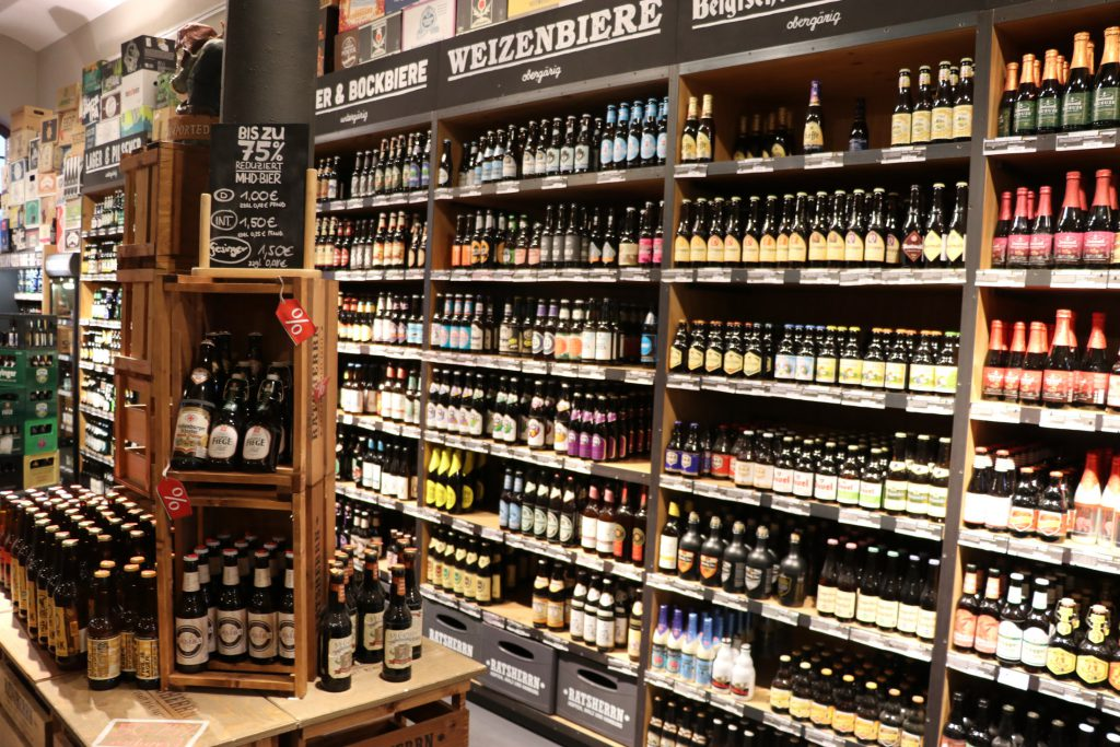 Craft Beer Store Hamburg
