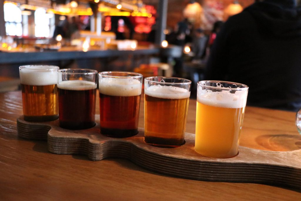 Restauranger i Tyskland öl