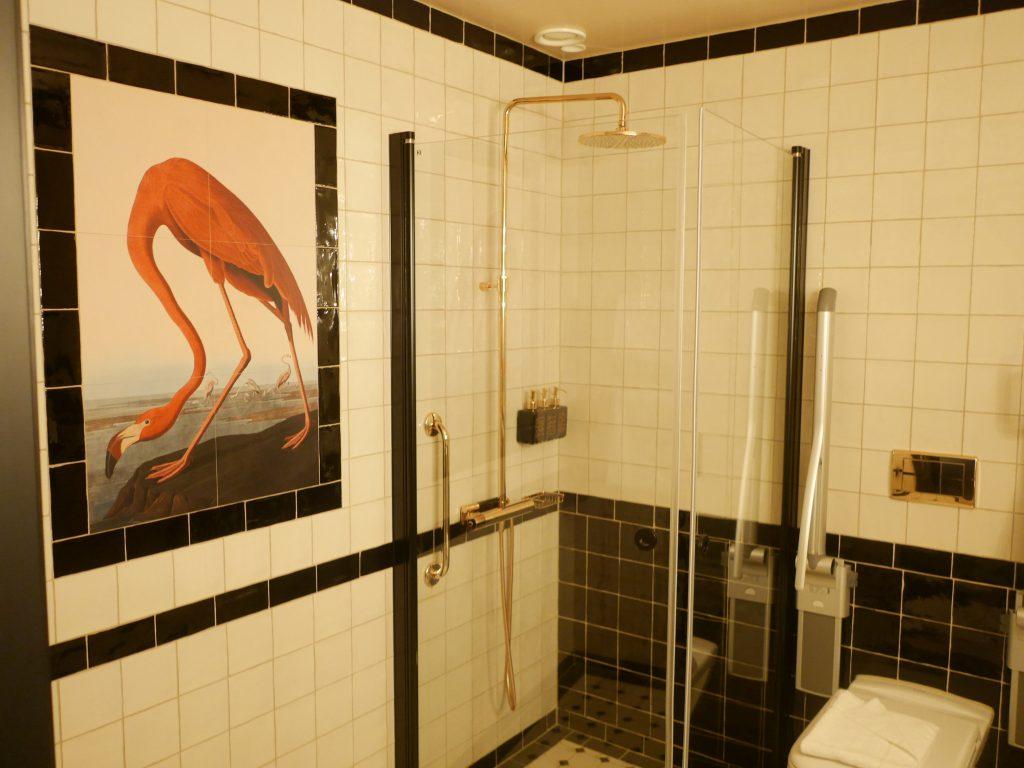 Haymarket Hotell badrum