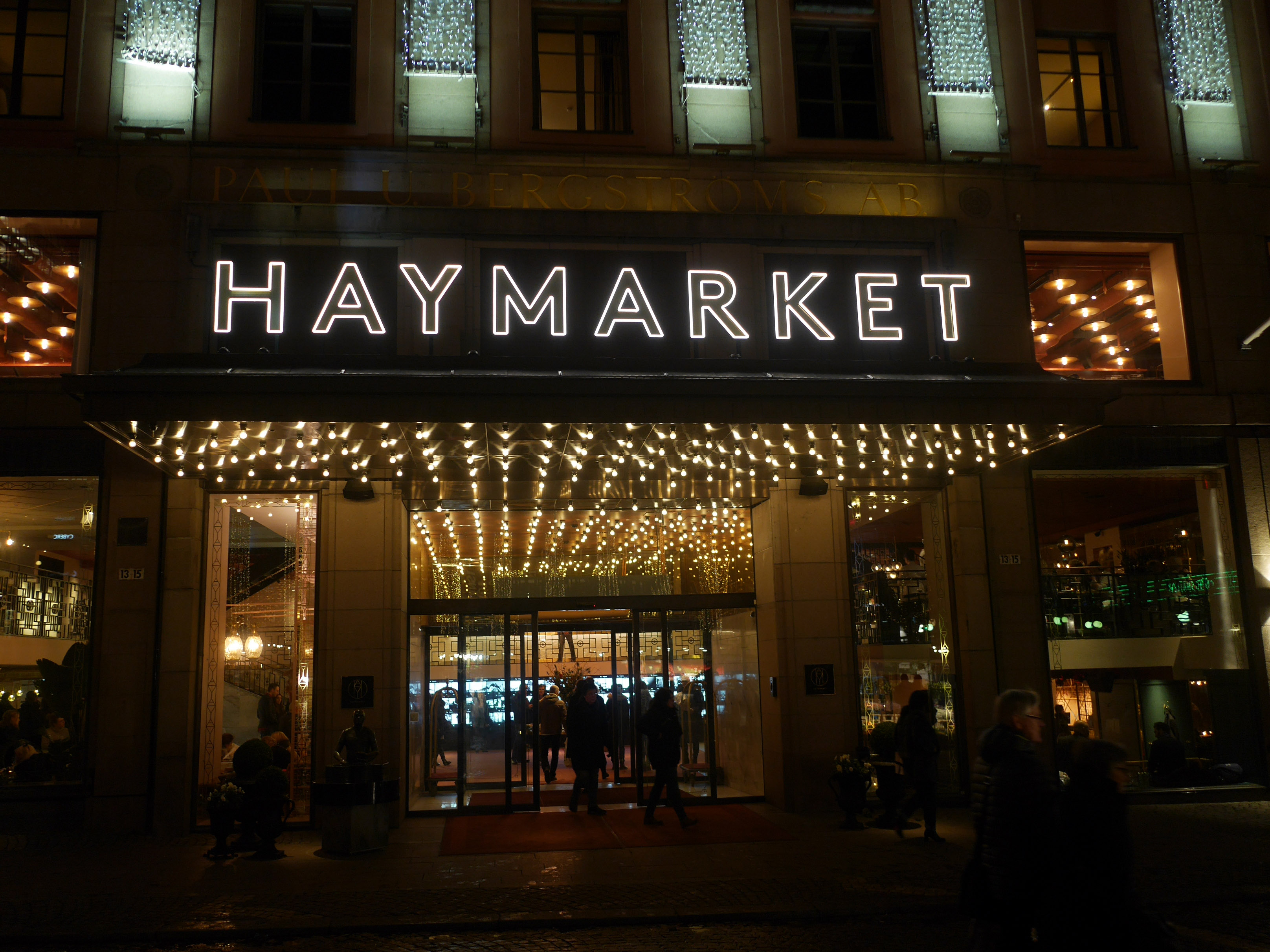Haymarket Hotell